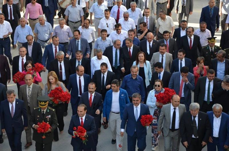 Amasya'da Festival Başladı