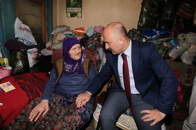 Vali Varol, Sosyal İçerikli Ziyaretlerini Sürdürüyor