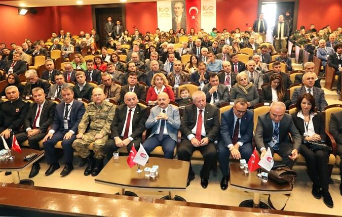 9. Uluslararası Atatürk Kongresi'nin Açılış Programı Amasya'da Gerçekleştirildi