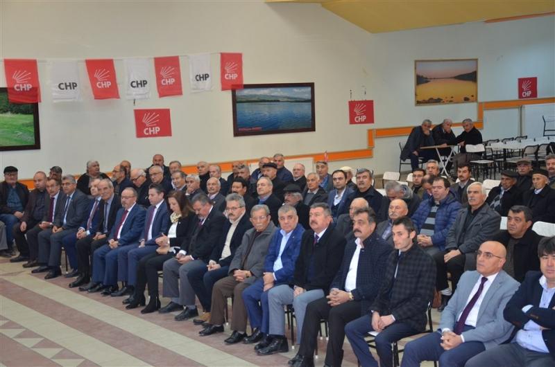 CHP Gümüşhacıköy Hasan Topal ile Devam Dedi