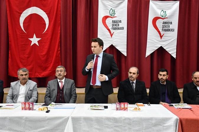 2020/2021 Kampanya dönemi için Çiftçi Bilgilendirme ve İstişare Toplantısı Düzenlendi
