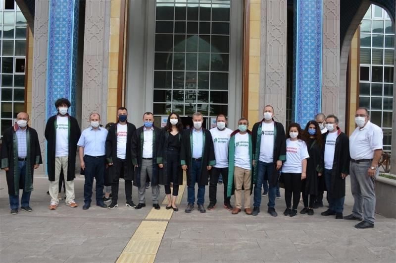 Baro Başkanlarının Ankara'ya 'Savunma Yürüyüşü' Başladı