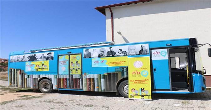 EBA Mobil Destek Aracı Hizmete Girdi