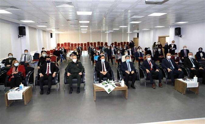 Amasya'da İstiklal Marşı'nın Kabulünün 100. Yılı Kutlandı
