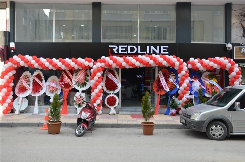 Redline Elektronik Mağazası Çorum'da Açıldı