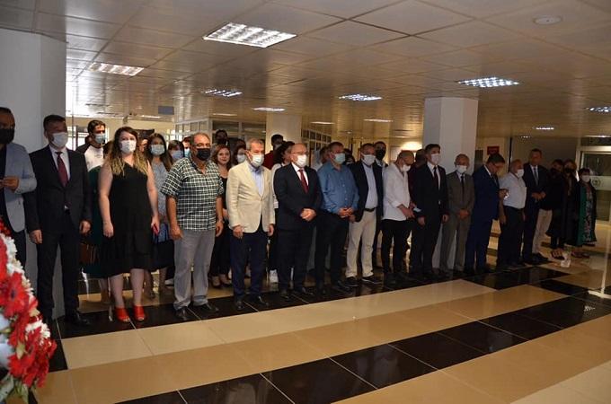Amasya Adliyesi'nde adli yıl açılış töreni düzenlendi