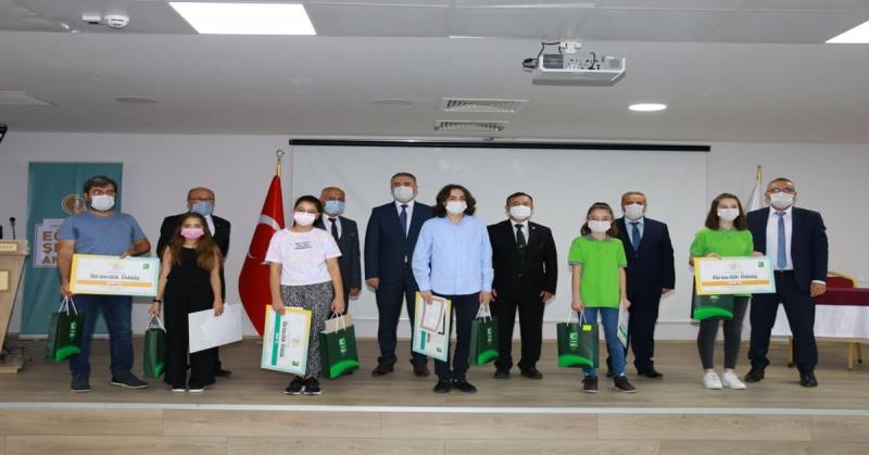 10. Sağlıklı Nesil Sağlıklı Gelecek Yetenek Yarışması Ödül Töreni Düzenlendi