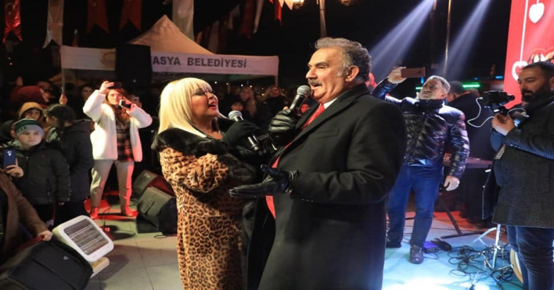 12-14 Şubat Ferhat ile Şirin Festivali Konser ile Son Buldu