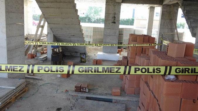 17 yaşındaki genç inşaatın 6. katından düştü