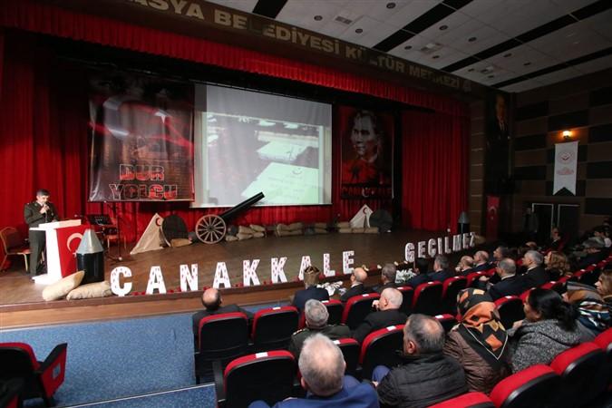 18 Mart Çanakkale Zaferi ve Şehitleri Anma etkinlikleri gerçekleştirildi