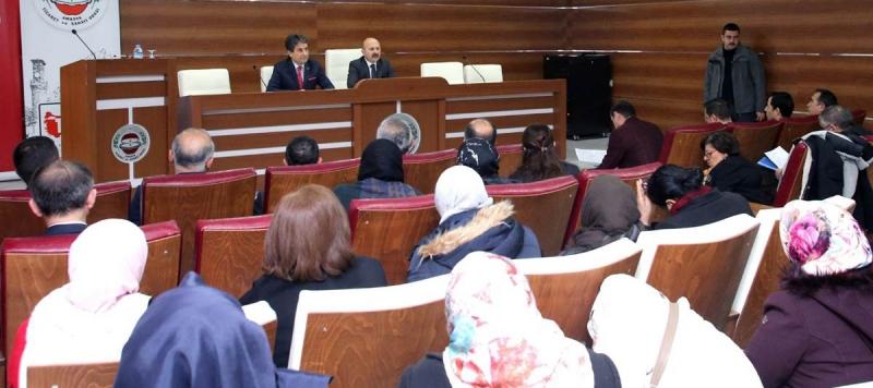 2019'un ilk Halk Günü Oturumu Yapıldı