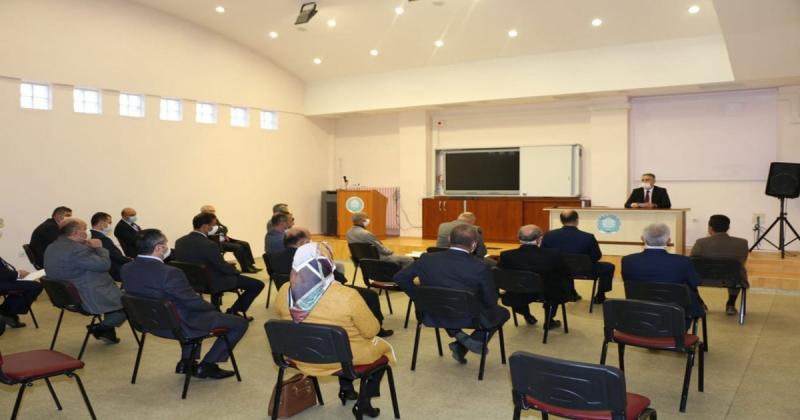 2020-2021 Eğitim Öğretim Değerlendirme Toplantısı Düzenlendi
