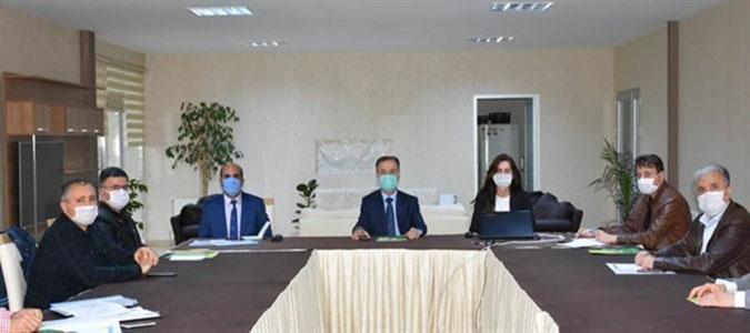 2020 Yılı Orman Kadastro Program ve Hedefleri Değerlendirme Toplantısı Yapıldı