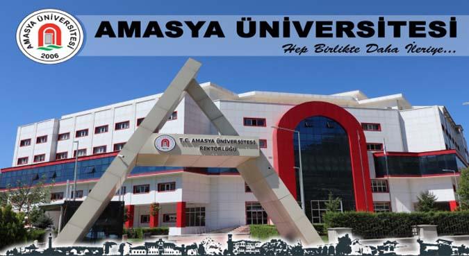 Amasya Üniversitesi 11 yeni bölüm ve programa öğrenci alacak