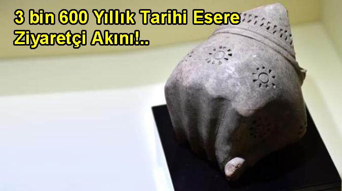 3 bin 600 yıllık Tarihi Eser ziyaretçi akınına uğruyor!
