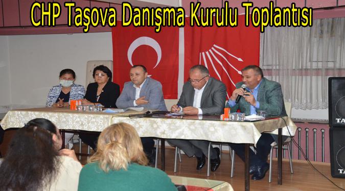 CHP Danışma Kurulu toplantısı yapıldı