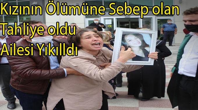lise öğrencisi Hanife Büşra Konyar'ın(17) Ölümüne Sebebiyetten Mahkemede Tahliye Aldı...Ailesi Yıkıldı...