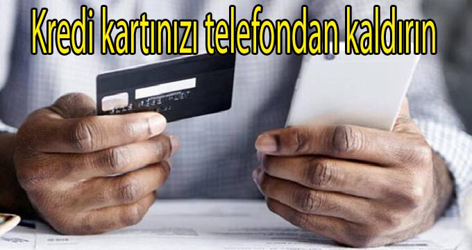 İphone Kullanıcılarına Çağrı:'Kredi kartınızı telefondan kaldırın!'