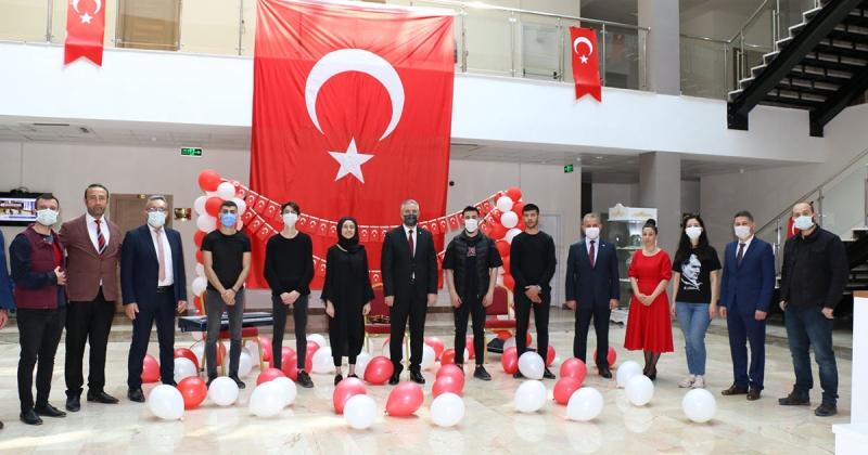 23 Nisan Ulusal Egemenlik ve Çocuk Bayramı Konseri Düzenlendi
