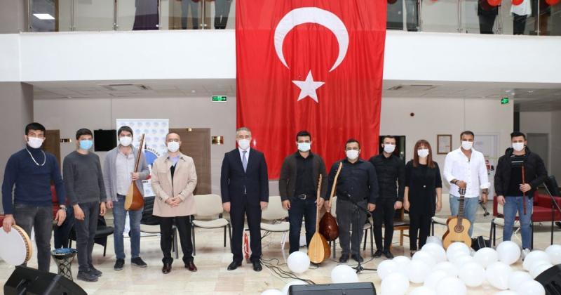 29 Ekim Cumhuriyet Bayramı Konseri Düzenlendi