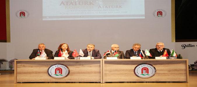 9. Uluslararası Atatürk Kongresi Sona Erdi
