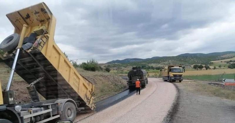 Acar; 'Köy Yolları için 13.523.500.00  TL' lik yatırım Yaptık'