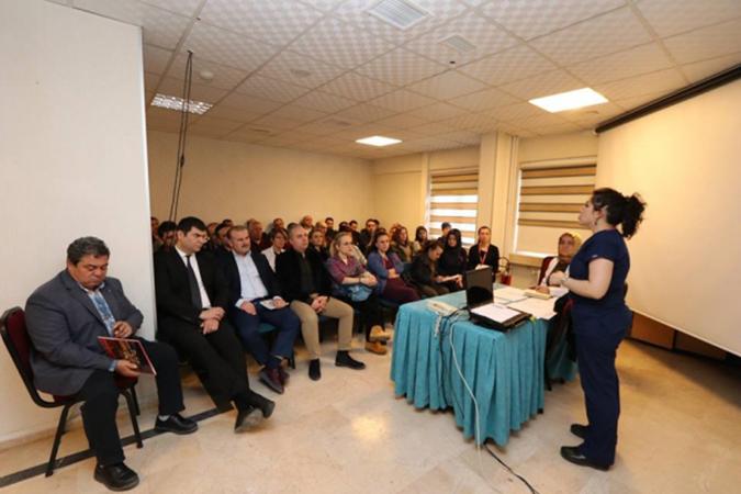Acil Servis Çalışanları ile Toplantı Yapıldı