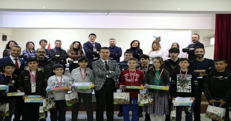 Akıl Zeka Oyunları İl Finali Alptekin Anadolu Lisesinde Gerçekleştirildi