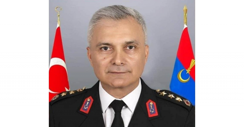 Albay YILDIZ Elazığ İl Jandarma Komutanlığına Atandı
