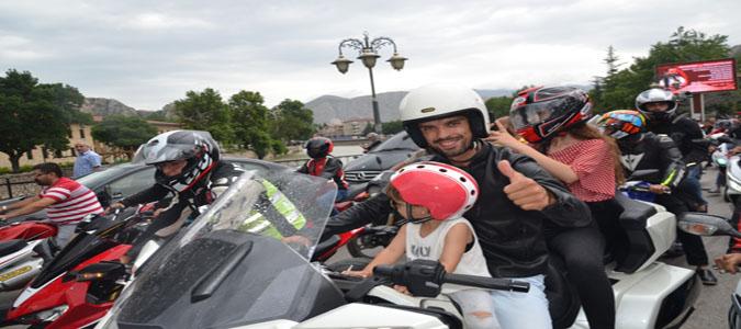 Amasya 1. Mototeam05 Motosiklet Festivali Gerçekleştirildi.