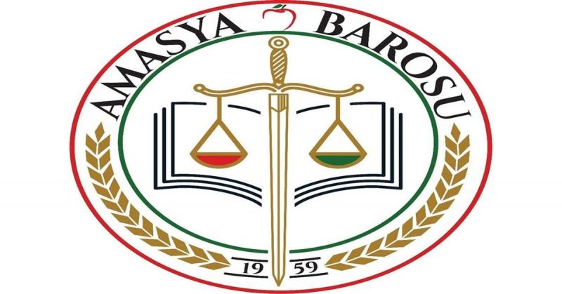 Amasya Barosu 5 Nisan Avukatlar Günü Basın Açıklaması