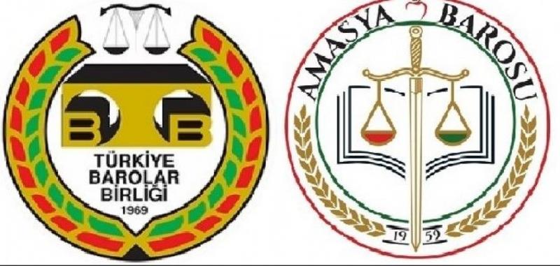 Amasya Barosunun da İçinde Yer Aldığı Türkiye Barolar Birliği'nden Ortak Açıklama