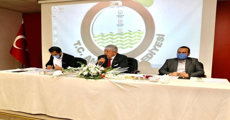 Amasya Belediye Meclisi Haziran Ayı Toplantısını Gerçekleştirdi