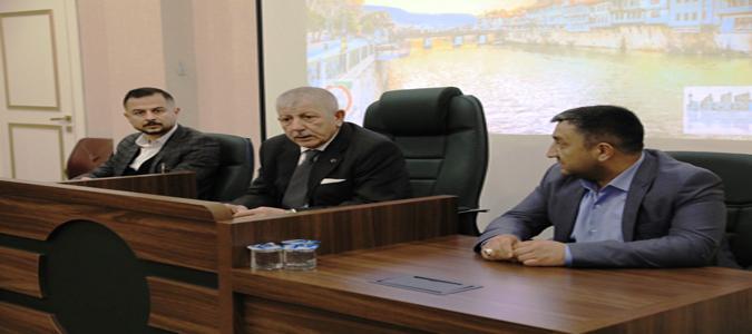 Amasya Belediye Meclisi Mart Ayı Toplantısı Yapıldı