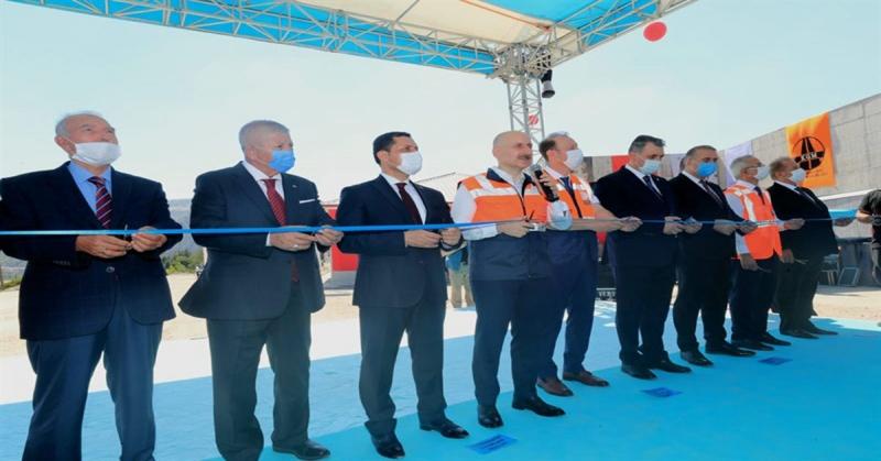 Amasya Çevre Yolu Projesinin Açılışı Gerçekleştirildi