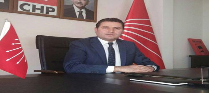 Amasya CHP İl Başkanı Reşat Karagöz'den Basın Açıklaması