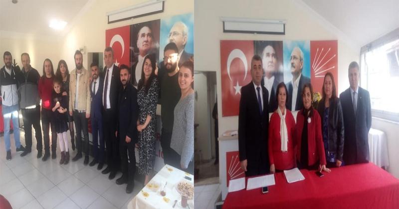 Amasya CHP Merkez İlçe Gençlik ve Kadın Kolları Başkanlık Seçimleri Yapıldı