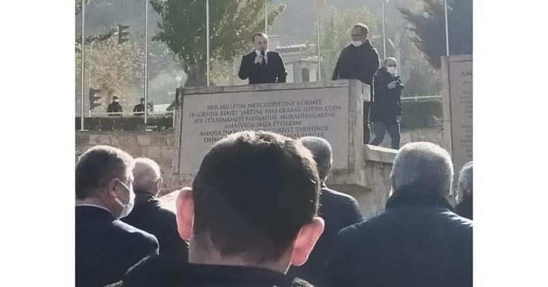 Amasya CHP'den Basın Açıklaması