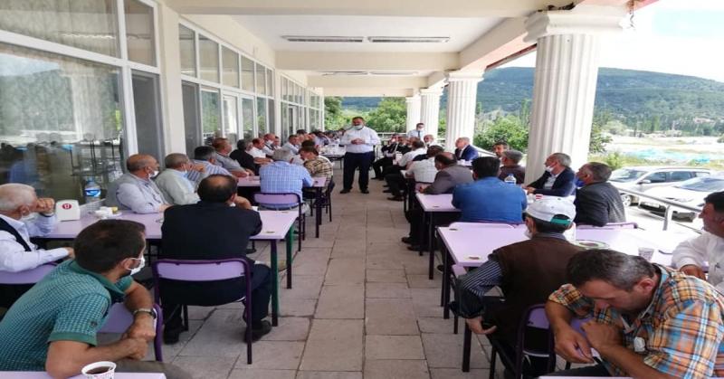 Amasya CHP,Muhtarları Dinledi