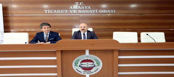 Amasya 'Halk Günü Toplantıları'nın 2019 Yılı Temmuz Ayı Oturumu Gerçekleştirildi.