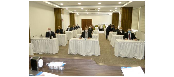 Amasya İl Genel Meclisi Mart Ayı 3. Toplantısını Gerçekleştirdi