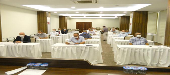 Amasya İl Genel Meclisi Ağustos Ayının Dördüncü Toplantısını Gerçekleştirdi