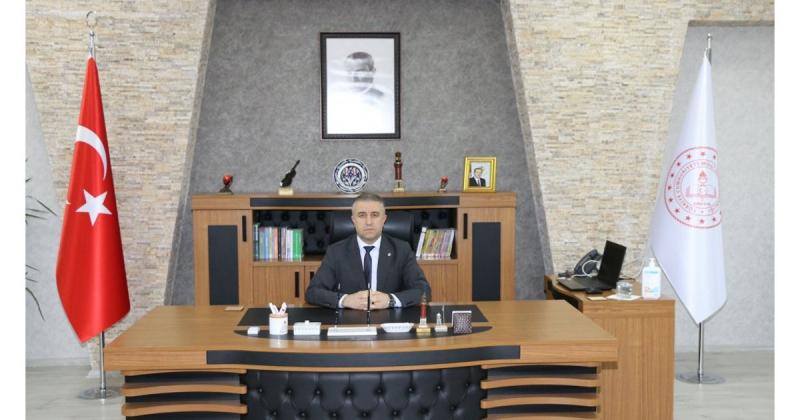 Amasya İl Milli Eğitim Müdürü Coşkun'un, Yarıyıl Tatili Mesajı