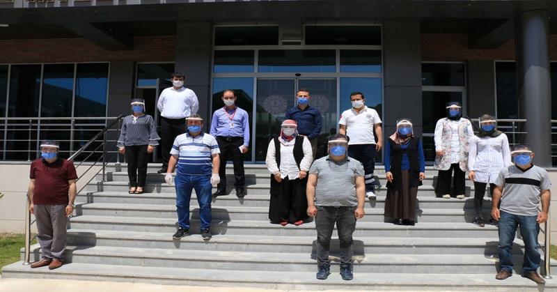 Amasya İl Sağlık Müdürü Dr. Öner Nergiz'den Teşekkür Ziyareti