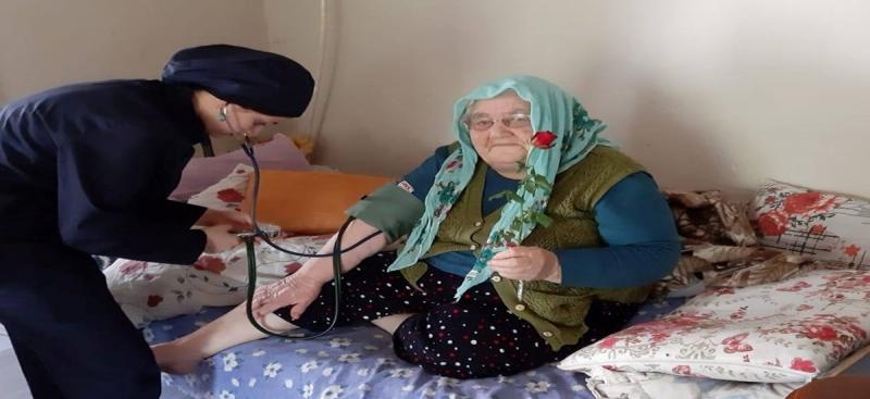 Amasya İl Sağlık Müdürlüğü 2019 Yılında 30.000'in Üzerinde Ziyaret Gerçekleştirdi