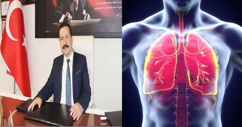 Amasya İl Sağlık Müdürü Dr. Öner Nergiz 5 Mayıs Dünya Astım Günü Dolayısıyla Bir Açıklama Yaptı.