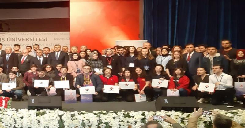 Amasya Macit Zeren Fen Lisesi 2 Proje İle TÜBİTAK Türkiye Finalinde