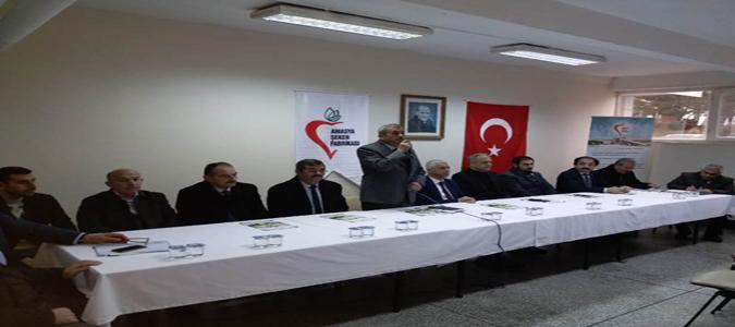 Amasya Şeker Fabrikası Yıl Sonu Değerlendirme Toplantısı Yapıldı