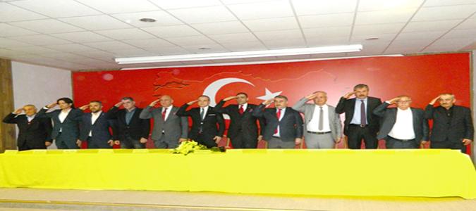 Amasya Sivil Toplum Örgütleri Ortak SES 'Devletimizin ve Ordumuzun Yanındayız'