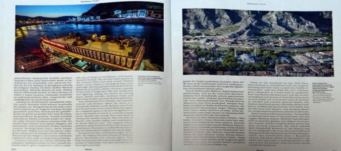 Amasya THY-SKYLİFE Dergisinin Haziran Sayısında